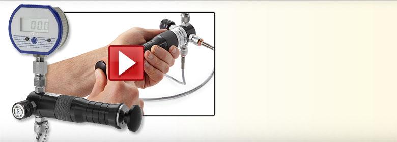 Easily Take Low Pressure Gas Samples