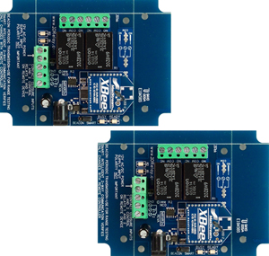 Wireless Contact Closure Controlled Relays