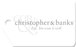 Christopher &amp; Banks Coupon Code