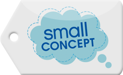 Small Concept Coupon Code