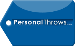 Personal Throws  Coupon