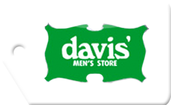 Davis Men's Store Coupon Code