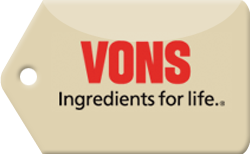 Vons Coupon Code