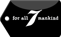 7 For All Mankind Coupon Code