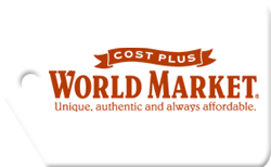 World Market Coupon