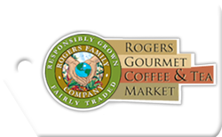Rogers Gourmet Coffee & Tea Market Coupon Code