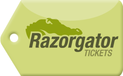 Razorgator Tickets Coupon Code