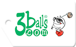 3Balls.com Coupon Code