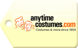 Anytime Costumes Coupon