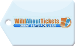 Wild About Tickets Coupon Code