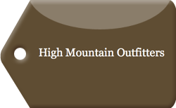 High Mountain Outfitters  Coupon Code
