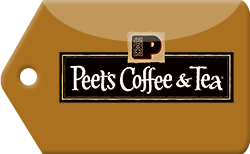 Peet's Coffee and Tea Coupon Code