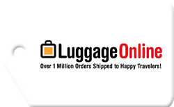 Luggage Online Coupon Code