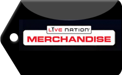 Live Nation Merchandise Coupon