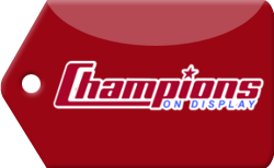 Champions on Display Coupon Code