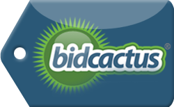 BidCactus.com Coupon Code