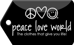 Peace Love World Coupon Code