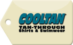 CoolTan Tan-Through Shirts &amp; Swimwear Coupon Code