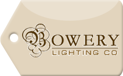 Bowery Lighting Coupon