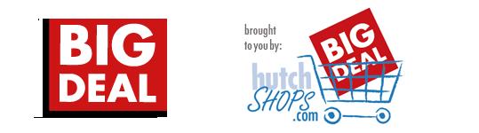 Hutch Big Deal Logo