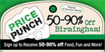 Price Punch Logo