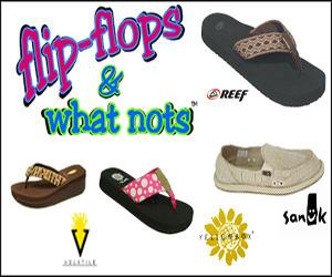 b212b4e843 Flip Flops   What Nots Offer - BirminghamMommy.com Birmingham