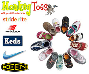 Monkey Toes Deal Image