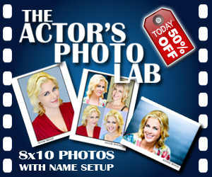 The Actor's Photo Lab Deal Image