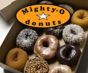 Mighty-O Donuts Deal Image