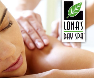 Lona's Day Spa Deal Image