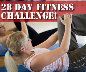 28 Day Fitness Challenge Deal Image