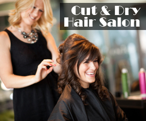 Cut & Dry Hair Salon Photo