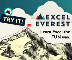 Excel Everest Deal Image