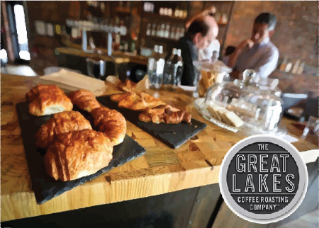 The Great Lakes Coffee Cafe Deal Image