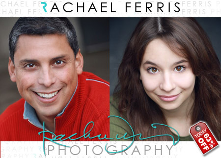 Rachael Ferris Photography Deal Image