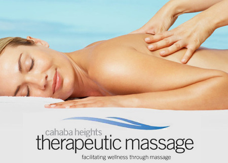 Cahaba Heights Therapeutic Massage Deal Image