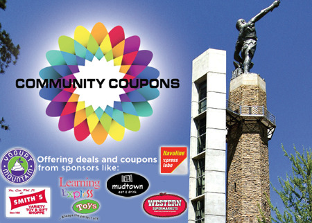 Community Coupons Deal Image