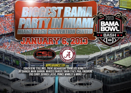 Bama Bowl Bash Deal Image