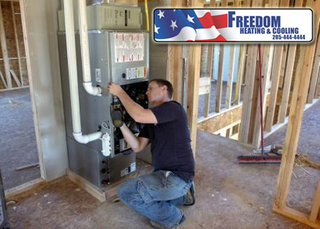 Freedom Heating and Cooling Deal Image