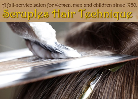 Scruples Hair Technique Deal Image