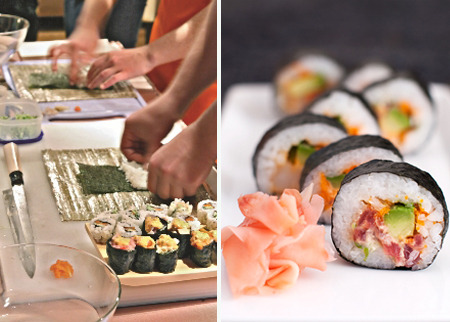 Birmingham Sushi Classes Deal Image
