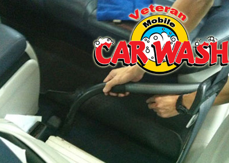 Veteran Mobile Car Wash Deal Image