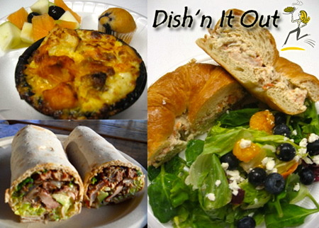 Dish'n It Out Deal Image
