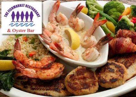 The Fish Market Restaurant & Oyster Bar Offer - TheSuperDeal Birmingham