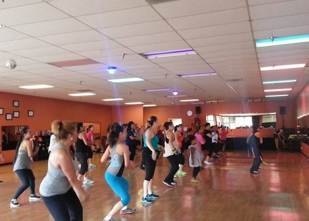 ZUMBA Fitness Livermore Deal Image