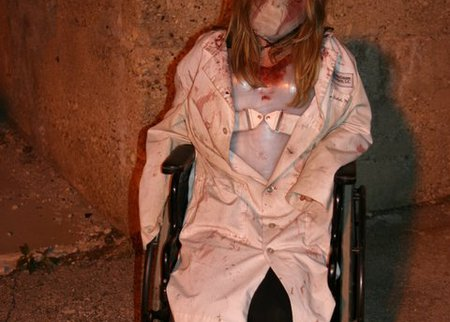 Evil Intentions Haunted House Deal Image