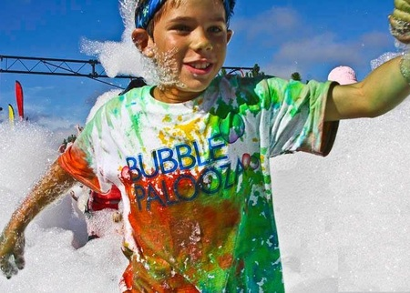 Bubble Palooza at Lake County Fairgrounds Deal Image