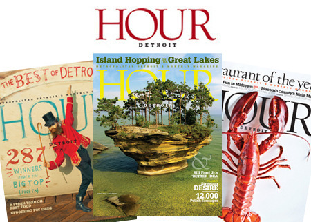 Hour Detroit Magazine Deal Image