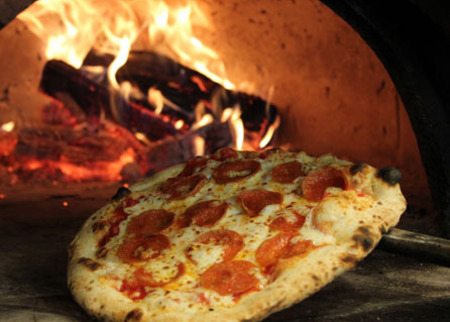 fahrenheit Wood Fired Pizza Deal Image