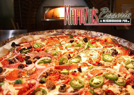 Mafiaoza's Pizzeria & Neighborhood Pub Deal Image